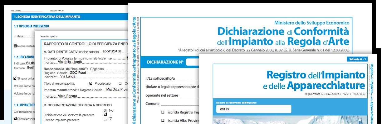 MarioDOC - software compilazione dichiarazione di conformità