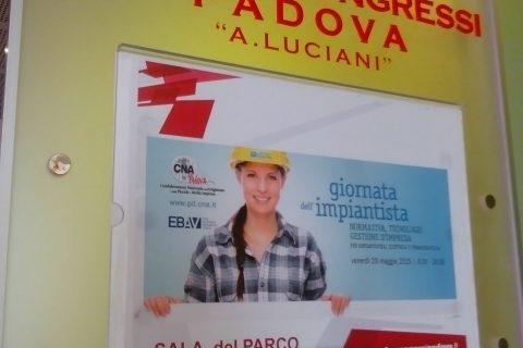 Giornata dell'impiantista di Padova