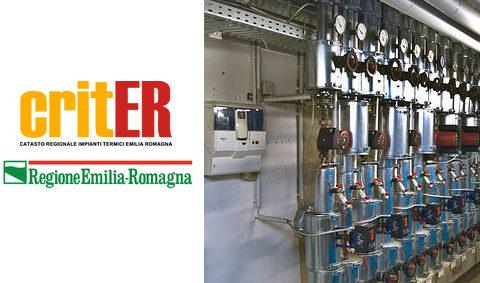 Aggiornamento MarioDOC a CRITER: catasto regionale impianti Emilia Romagna