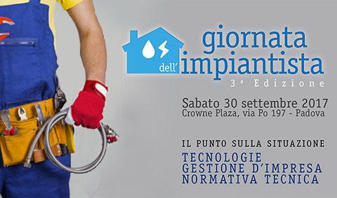 MarioDOC alla Giornata dell'Impiantista di Padova, terza edizione